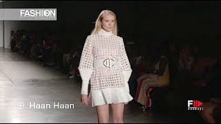 HAAN HAAN OFS Spring 2020 New York - Fashion Channel