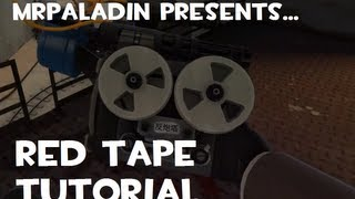 Red-Tape Recorder Tutorial (MrPaladin TF2 Gameplay with Commentary)