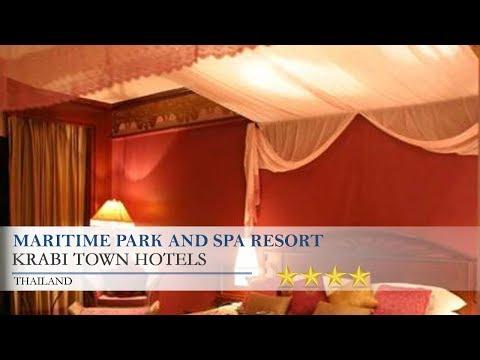 Maritime Park And Spa Resort - Krabi TownHotels,  Thailand