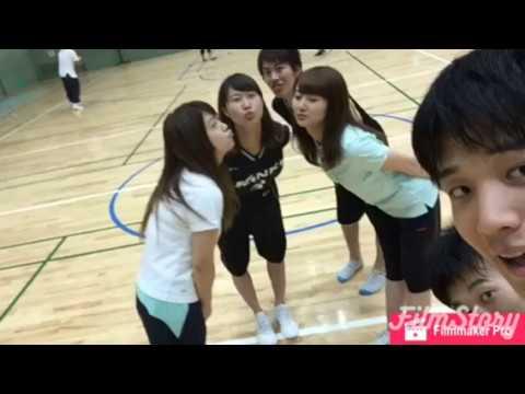 【近畿大学】薬学部自治会-バスケットボール部2017
