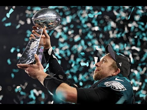 """Eagles 2018 Superbowl Champs - Meek Mill """"Dreams & Nightmares/Fly Eagles Fly"""" (Hard Rock Remix)"""