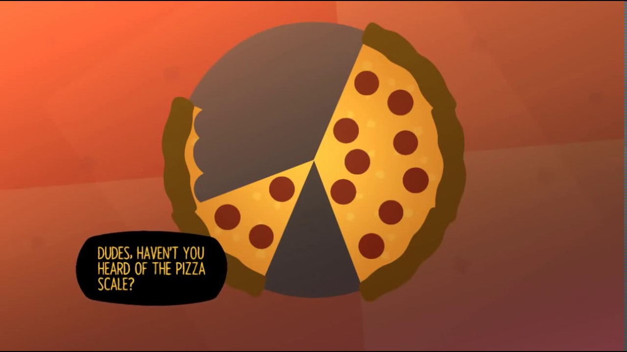 night in the woods angus gets pizza youtube