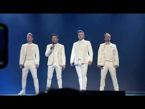 Westlife - Flying Without Wings - SSE Hydro Glasgow - 28th May 2019