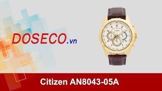 [Góc Review nhanh] #565: Đồng hồ Citizen AN8043-05A