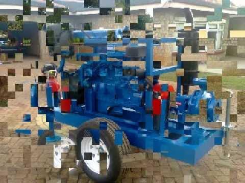 For Sale, Cummins 130Hp Irrigation Water Pump