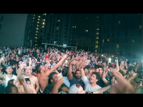 Arizona State Super Bowl Pool Party 2017
