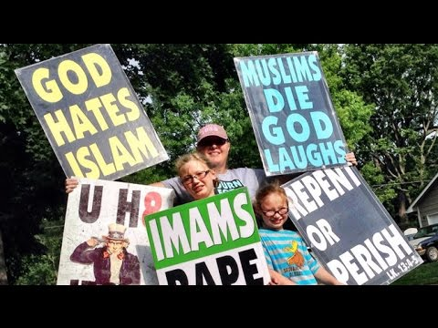 Westboro Baptist Church Going To Iraq To Protest ISIS.