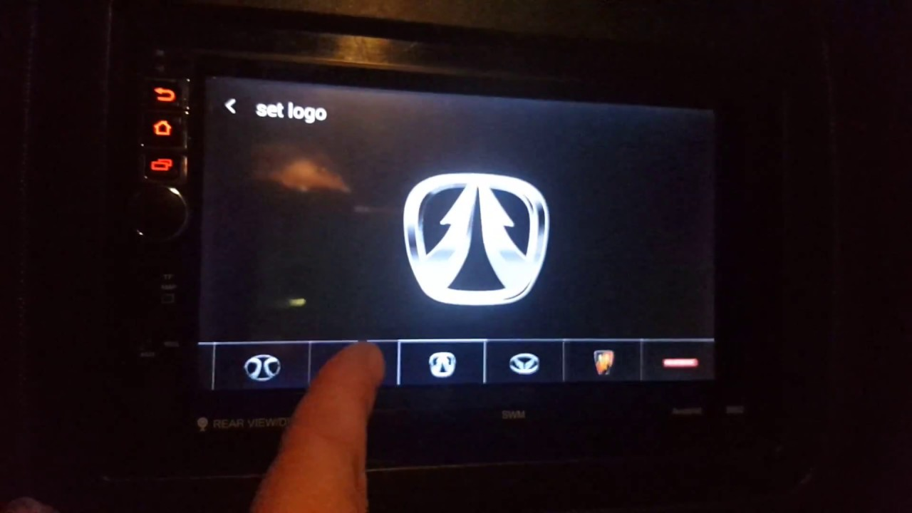 Factory Settings Pin number for SWM 8802 Android Car Radio