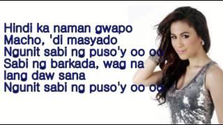 Kahit Na (With Lyrics) - Toni Gonzaga