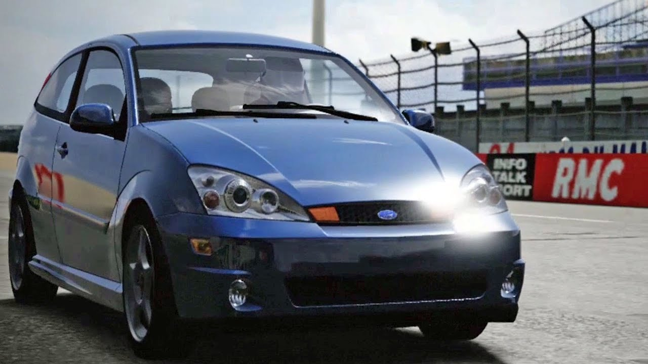 Forza motorsport 4 ford svt focus 2003 test drive gameplay hd 1080p60fps