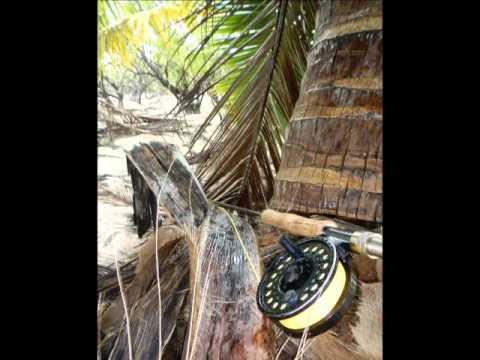 Fly Fishing Christmas Island 2012