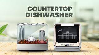 5 Best Countertop Dishwasher