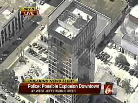 Possible Explosion Downtown -- 9/26/13 -- Local 6 News