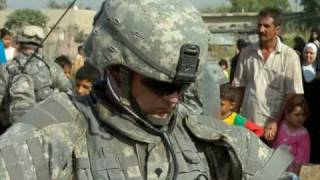 Tribute To The Soldiers In Iraq And Afghanistan