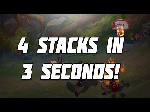 Darius 4 Stacks In 3 Seconds! (Darius Guide)