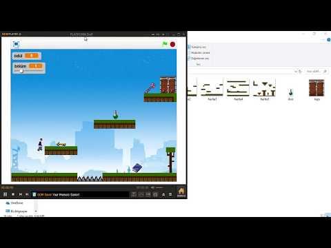 Scratch 2.0 Dosyalarını Flash (swf) Dosya Yapma