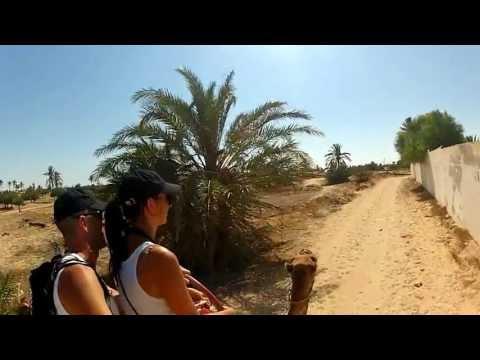 TUNISIE - Nos vacances à Djerba - Gopro hero 2