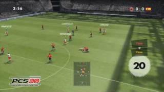 Pro Evolution Soccer 2009 Review