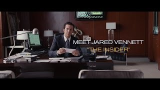 The Big Short - Meet Jared Vennett 2015... @ www.StoryAt11.Net