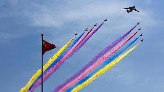 Κίνα:Εορτασμοί για την 70η επέτειο νίκης στον Β΄ Παγκόσμιο Πόλεμο