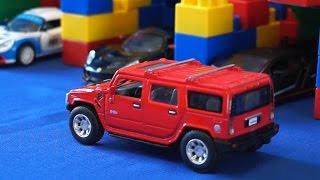 Машинки. Игрушки. Автогонки. Видео для детей. Cars Toys(В этом видео маленький мальчик Богдан покажет, какие у него есть игрушечные машинки и гараж для этих машино..., 2015-07-25T21:19:07.000Z)
