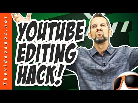 How to edit jump cuts properly for YouTube with Cut & Zoom technique- #youtubepreneur