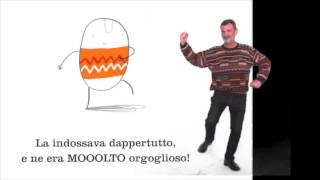 Gli UGHI e la MAGLIA NUOVA di Oliver Jeffers ZOOlibri let. Roberto Gris mus. Akashic Records