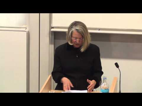 C2G2 Guest Lecture: Nancy Fraser