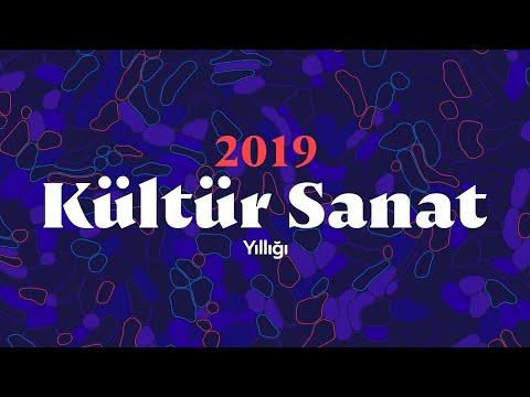 TRT 2 2019 Kültür Sanat Yıllığı