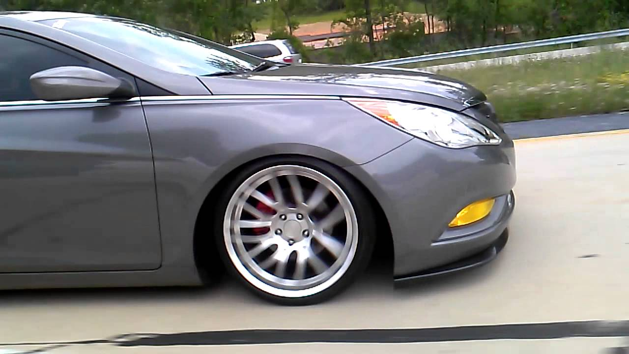 Slammed Sonata On D2 S Bags Are For Groceries Youtube