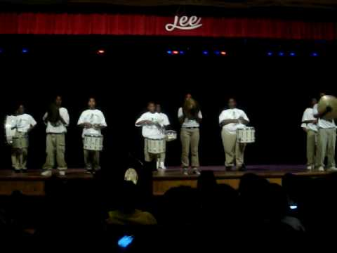 Bellingrath Junior High School Drumline