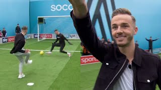 James Maddison takes on Soccer AM Pro AM!
