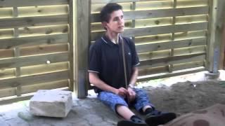 Wolfgang Borchert - Nachts schlafen die Ratten doch (Kurzgeschichtenverfilmung; letzte Szene)