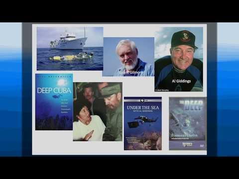 Shirley POMPONI 01/31/18 Cuba's Forbidden Depths: Permission Granted!