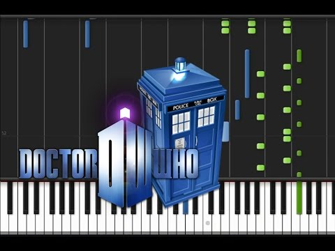 Doctor Who - Bad Wolf [Piano Cover Tutorial] (♫)
