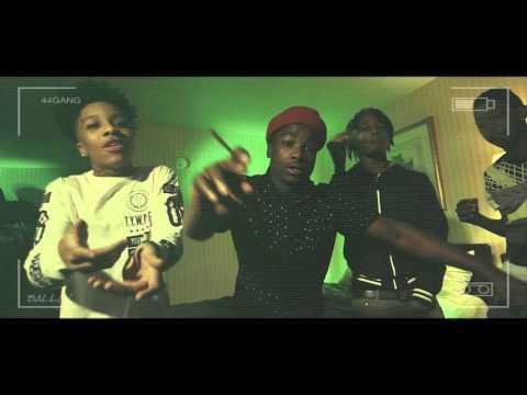 44Gang LarryLove x Smaccz x Maxx - BALLIN (Official Music Video)