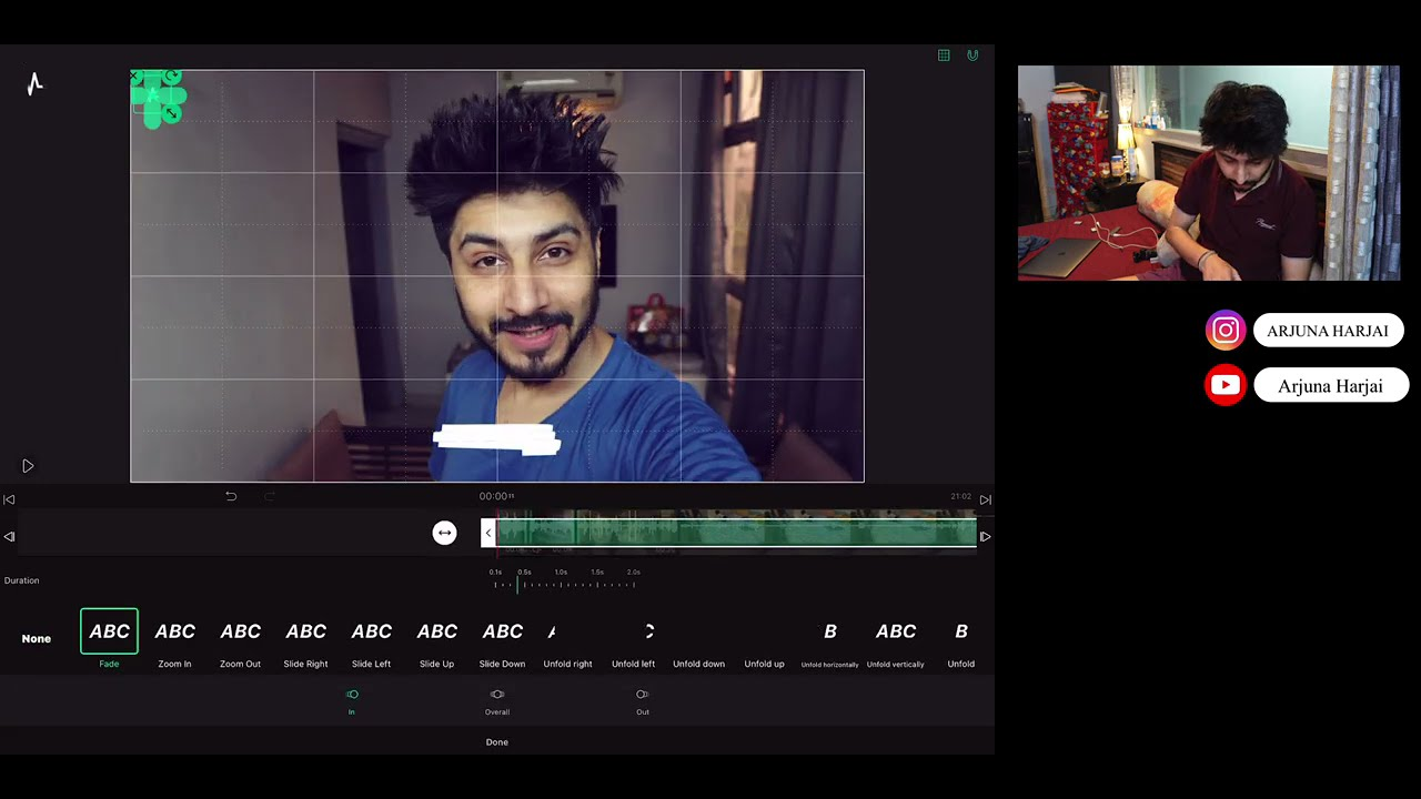 How I edit my Vlogs | Best Video Editing App for Android and iOS to start your YOUTUBE channel ✌