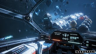 Amazing Space Simulator Game on PC ! Everspace