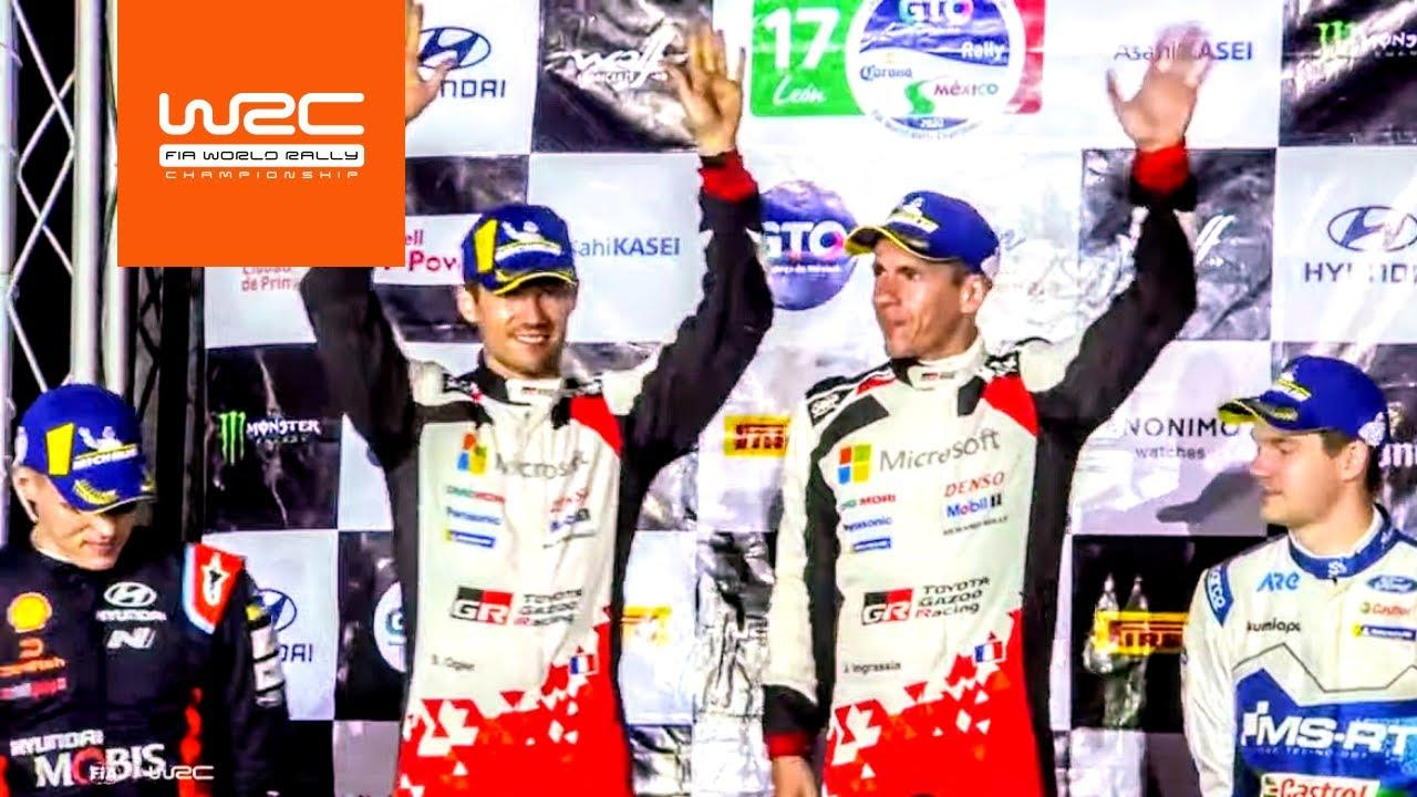 WRC - Final Results : Rally Guanajuato México 2020
