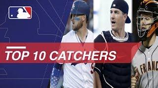 Top 10 Catchers entering 2019 season