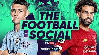 Premier League Watchalong - Manchester City Vs Liverpool