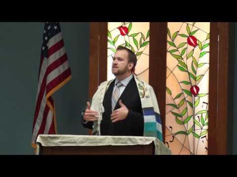 Daniel Utley - Hebrew Union College Senior Sermon