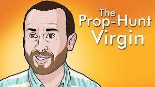 THE PROP HUNT VIRGIN - Gmod Prop Hunt Funny Moments