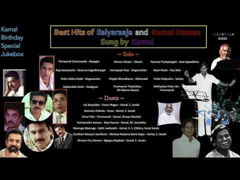 Ilayaraja's Best Hits - Sung by Kamal Hassan ᴴᴰ