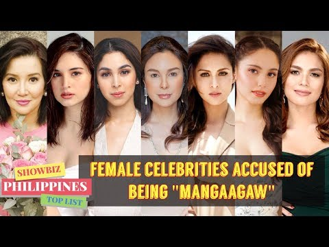 Top 10 THIRDPARTY Labelled Female Celebrities in the Philippines