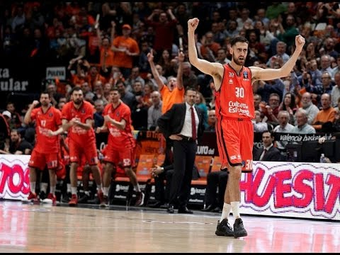 7DAYS EuroCup Highlights: Valencia Basket-Khimki Moscow Region, Game 3