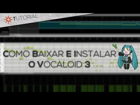Como baixar e instalar o Vocaloid 3 + Voicebanks! - YouTube