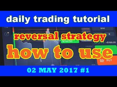 Trend Reversal Binary system - ProfitF
