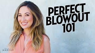 Best Blowout Tips from Hairstylist Michael Dueñas