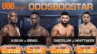 UFC 234 Oddsboost